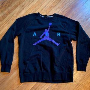 NWOT Mens Air Jordan Crewneck sweatshirt